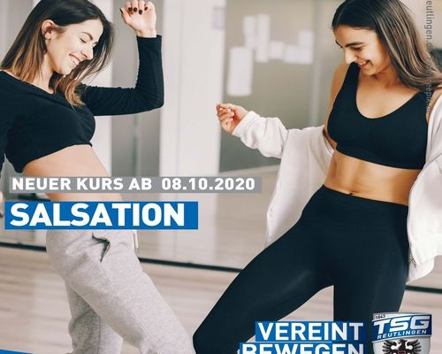 SALSATION, DEEP WORK & FUNCTIONAL FITNESS