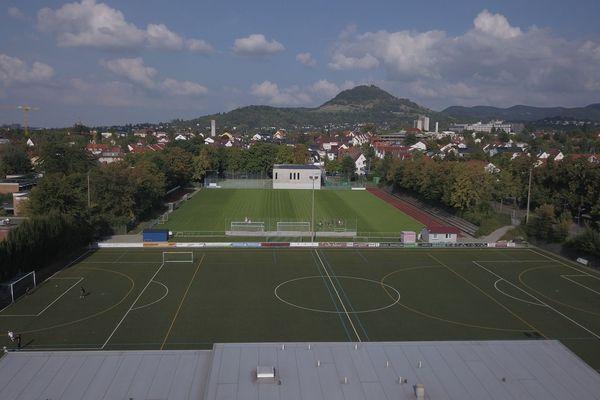 TSG Fußballplätze