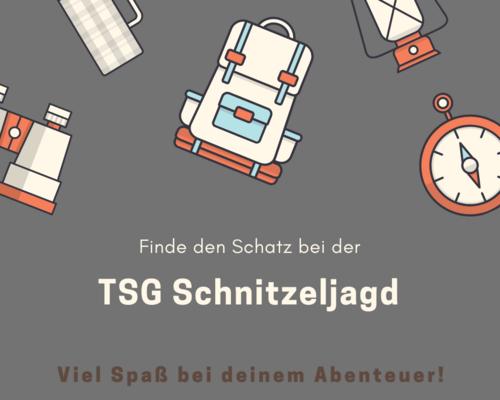 TSG SCHNITZELJAGD BEGINNT AM 08.02.