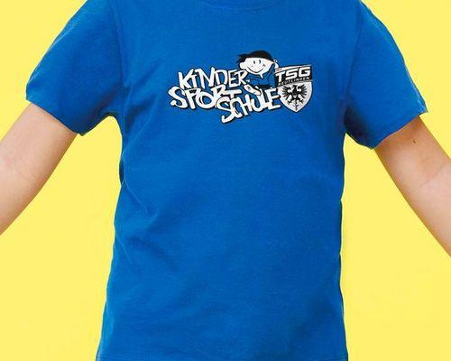 T-Shirts für die TSG Kindersportschule