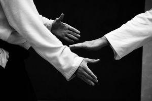 Aikido - Miteinander statt Gegeneinander