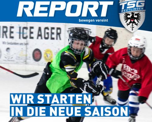 DER NEUE TSG REPORT IST DA